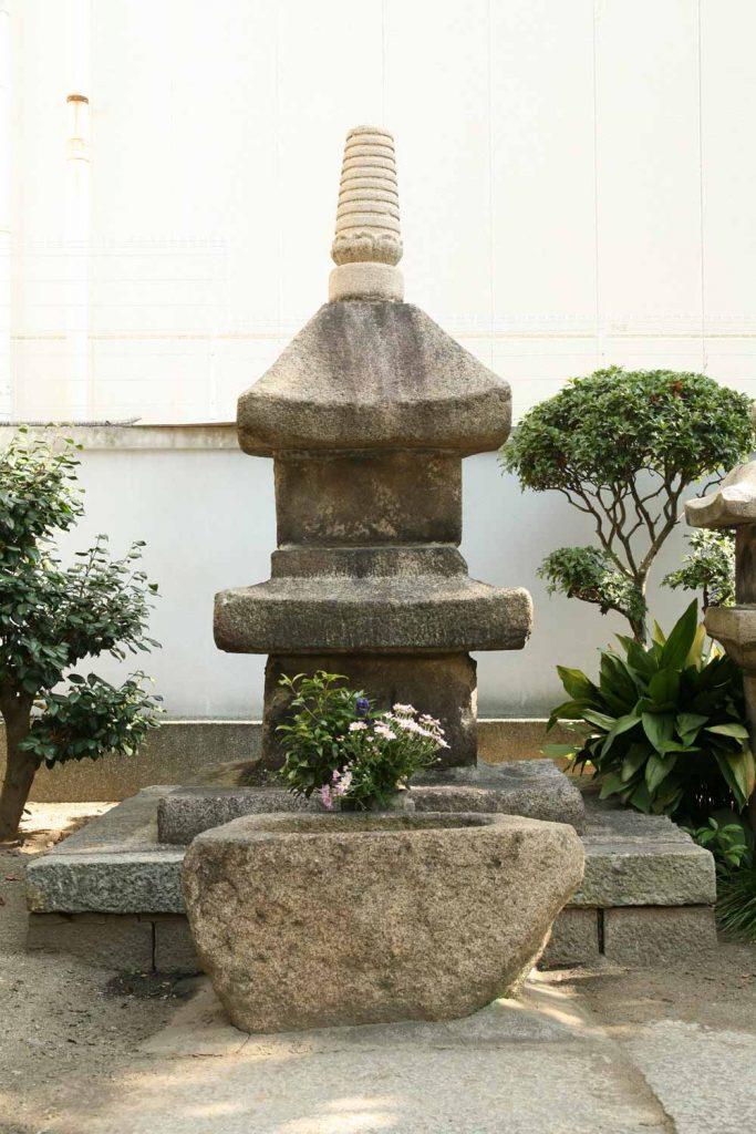 松王丸供養塔