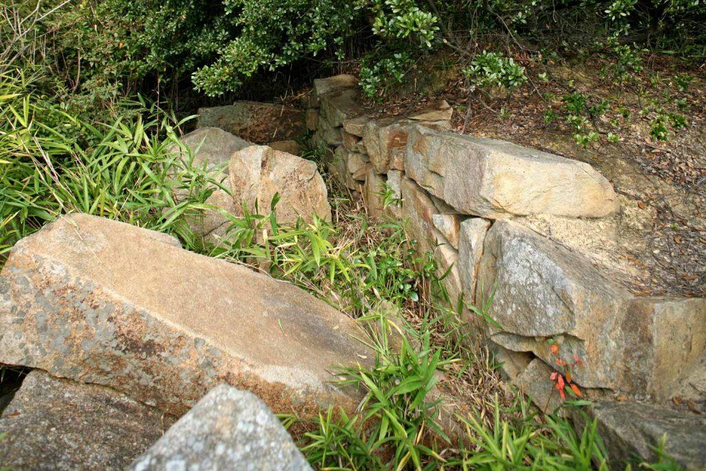 石の寝屋古墳(横穴式石室)