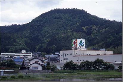 黒井城の外観画像
